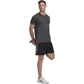 adidas Runner SS T-Shirt Men, dgh solid grey
